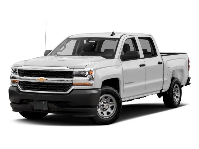 2017 Chevrolet Silverado 1500 2wd Crew Cab 143 5 Work Truck Augusta Ga Evans Thomson Aiken Sc Georgia 3gcpcnehxhg189474