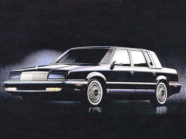 1993 Chrysler New Yorker Fifth Avenue 4dr Sedan