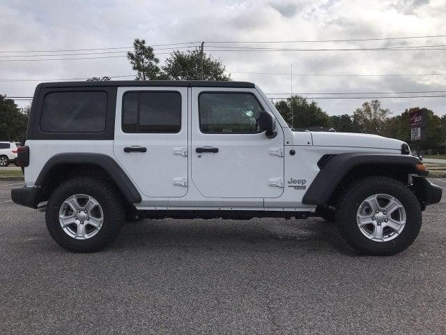 2018 Jeep Wrangler Unlimited Sport Augusta GA | Evans ...