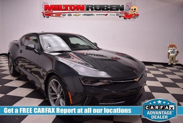 Amazing 2018 Chevrolet Camaro 2dr Coupe LT W/1LT In Augusta, GA   Milton Ruben