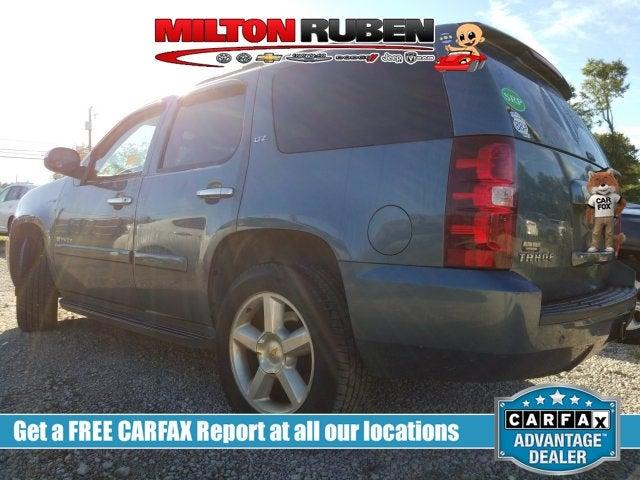 2008 Chevrolet Tahoe 2wd 4dr 1500 Ltz In Augusta Ga Milton Ruben Cdjr