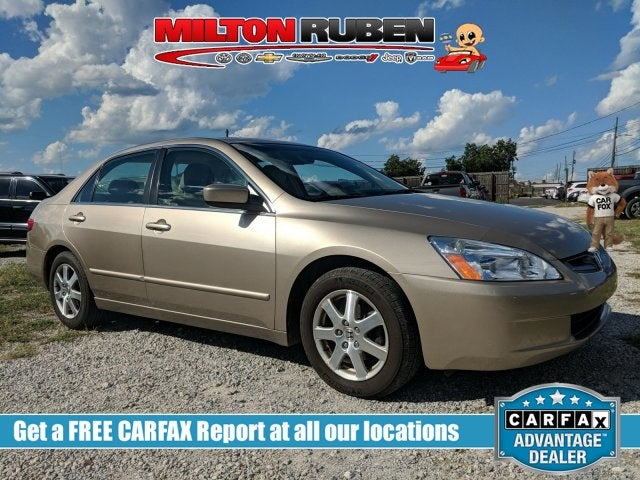 2005 Honda Accord Sedan EX L V6 Automatic In Augusta, GA   Milton Ruben