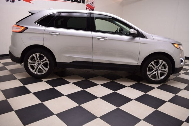 Ford Edge Titanium Fwd In Augusta Ga Milton Ruben Cdjr