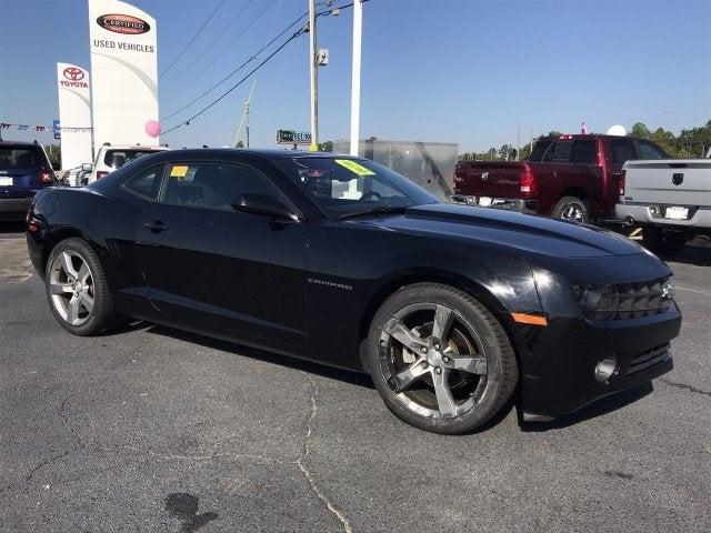 2012 Chevrolet Camaro 2dr Coupe 1LT In Augusta, GA   Milton Ruben CDJR