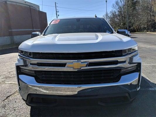 2020 Chevrolet Silverado 1500 Lt Augusta Ga Evans Thomson Aiken Sc Georgia 1gcrwcedxlz138793