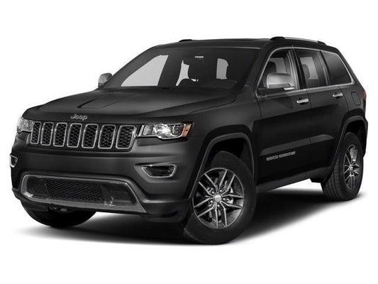 Jeep Grand Cherokee Tires >> 2019 Jeep Grand Cherokee Limited X 4x2